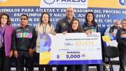 Afirma Marcos Aguilar que se invertirán 214 mdp para apoyar el deporte en Querétaro