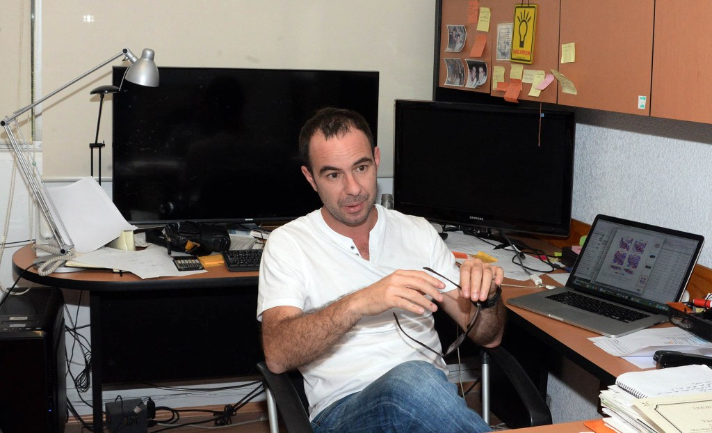 Víctor Manuel Cruz Atienza, investigador del Instituto de Geofísica de la UNAM.