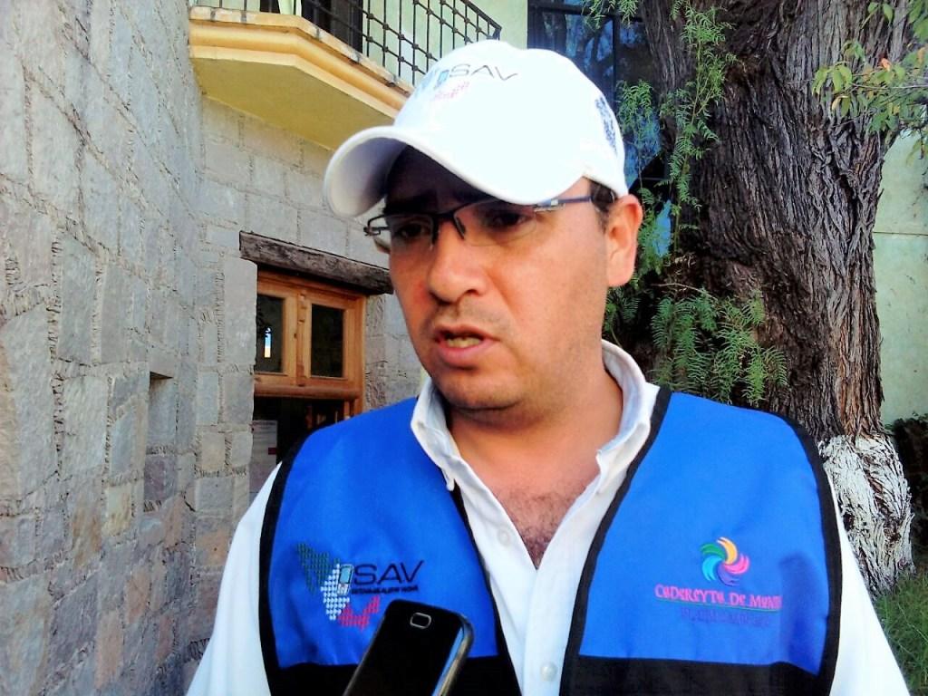 """El Presidente Municipal de Cadereyta de Montes, León Enrique Bolaño Mendoza, aseguró que en 60 días, 6 mil hogares de la demarcación estarán protegidos con el """"Sistema de Alerta Vecinal"""""""