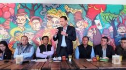 A la baja robos en centros comerciales de Corregidora: Mauricio Kuri