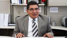 Titular de laAuditoría Municipalde Fiscalización. Oscar Rangel González