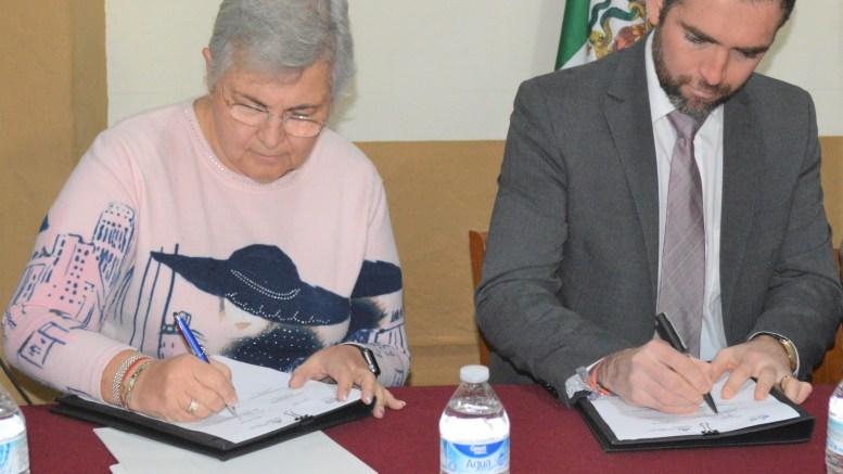 El IEEQ firma convenio de colaboración con la Universidad de Londres Campus Querétaro.