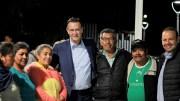 Mauricio Kuri entrega obras por 18.6 mdp en Corregidora