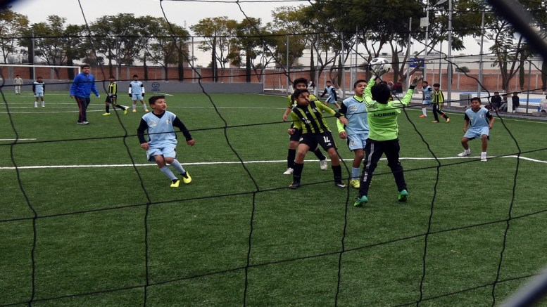 Marcos Aguilar presume inversión de 40 mdp en espacios deportivos