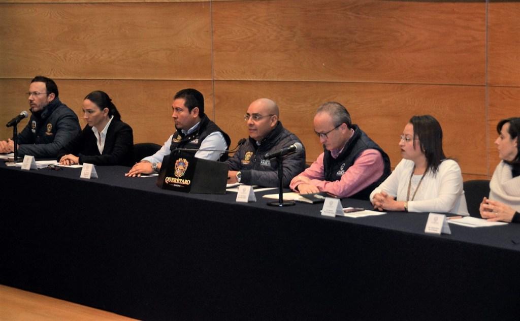 Marcos Aguilar anuncia obras por 24 mdp para mejorar el Centro Histórico de Querétaro