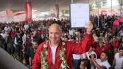 Franciso Pérez Rojas, será el candidato del PRI a la Alcaldía de Querétaro