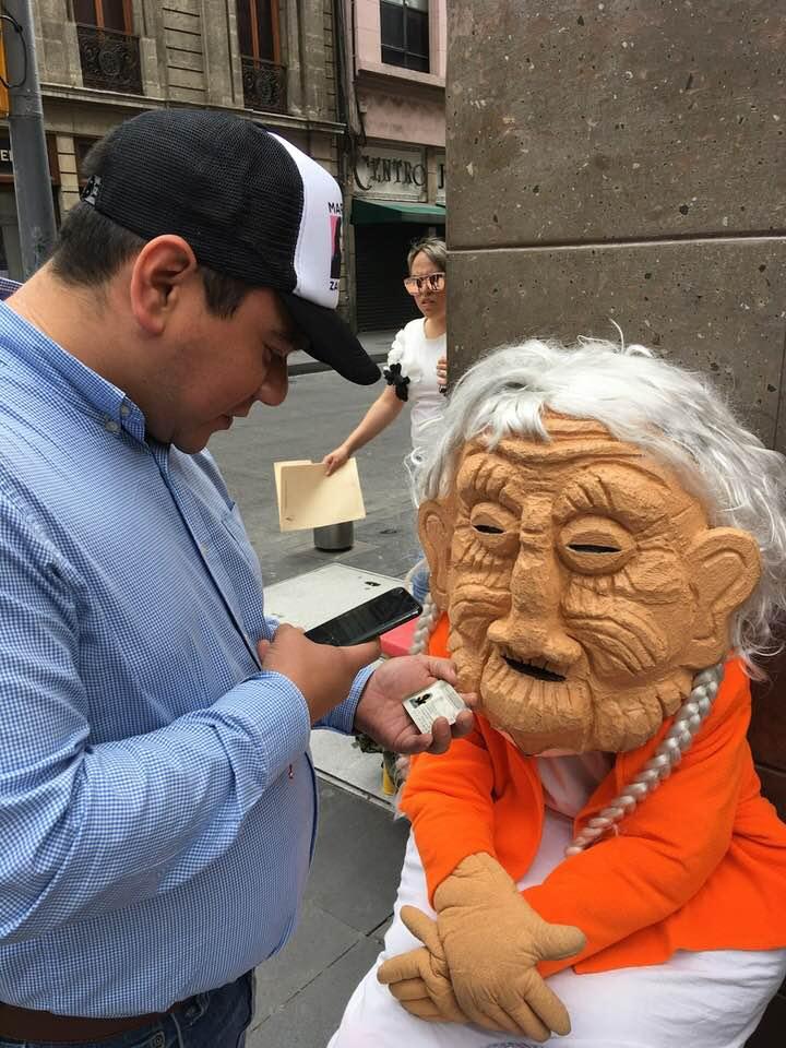 El Exdirigente del PAN en Corregidora externa su preferencia por Margarita Zavala