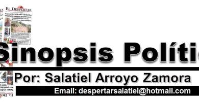 SINOPSIS POLITICA 17/08/2019