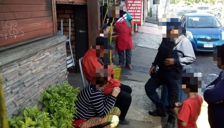 Localiza Policía Michoacán a adulto mayor reportado como extraviado