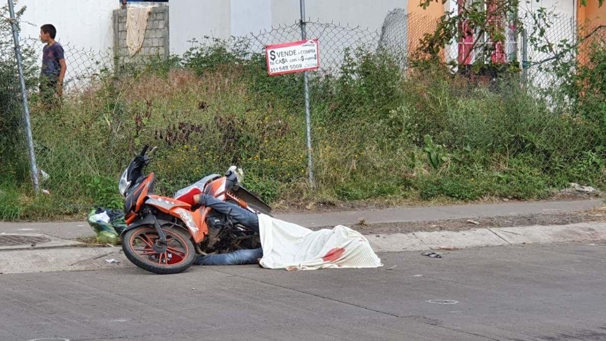 Motociclista es acribillado a balazos en el Paseo Altamira de Zamora - El Despertar