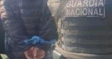 GN rescata a hombre privado de la libertad en Laguna Seca