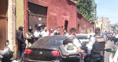 Sujetos armados asaltan a un hombre en la colonia Juárez, se llevaron más de un millón de pesos