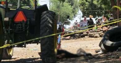 """Delincuentes matan a """"El Charro"""" en Ario de Rayón"""
