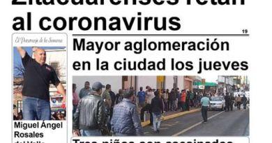Periódico El Despertar 11/07/2020