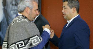 Coordinación sin distinción pide Paredes Correa a Bedolla