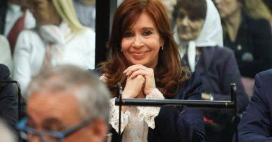 Cuarto intermedio hasta el lunes en el juicio a Cristina Kirchner
