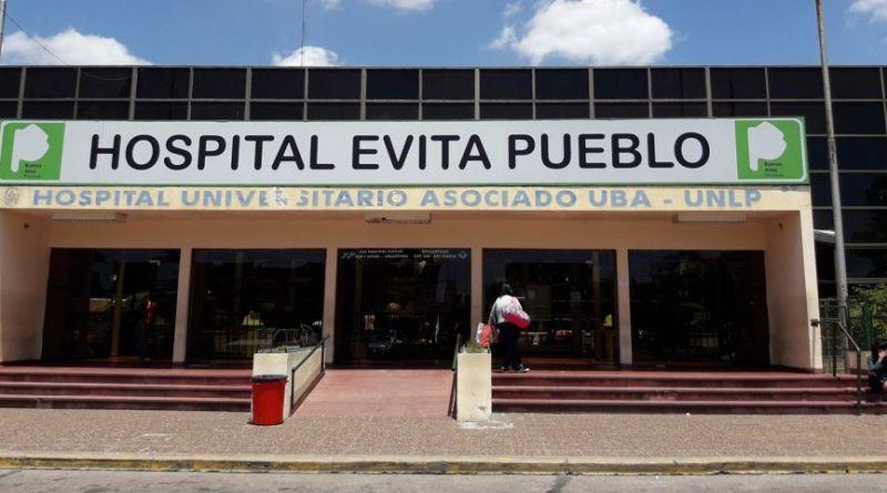 hospital Evita Pueblo
