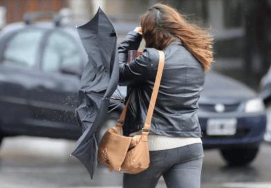 Rige un Alerta por ráfagas y vientos fuertes en Berazategui y alrededores