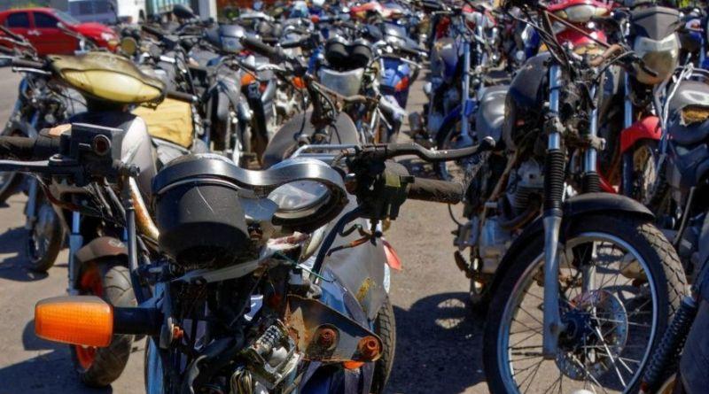 remate de motos