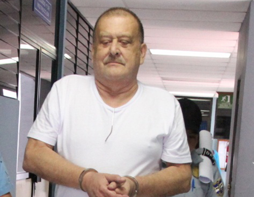 Julio Rank, funcionario corrupto del gobierno arenero de Saca, queda libre