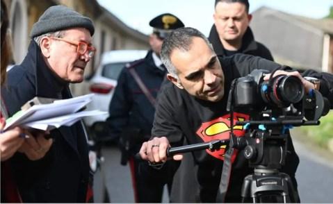 Il regista Enzo Carone