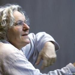 Esta es Ariane Mnouchkine, Premio Goethe 2017