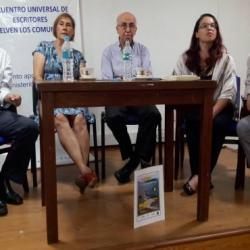"""XI Encuentro Universal de Escritores """"Vuelven los Comuneros"""