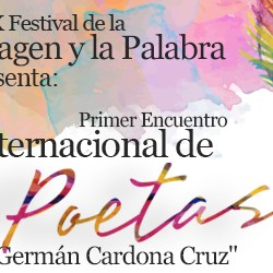 IX Festival de la Imagen y la Palabra