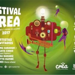 Llega Crea, el nuevo festival artístico para niños y jóvenes