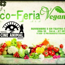 Eco-Feria Vegan próximo 5 de Noviembre del 2017