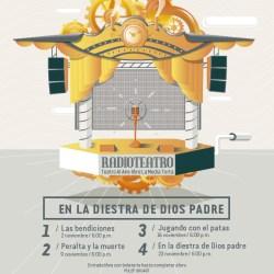 Radio Teatro - En la diestra de Dios padre