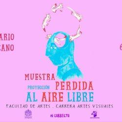 Muestra Perdida: Proyección al aire libre en el Parque nacional Enrique Olaya Herrera / Sutatenza