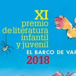 Participa en el Premio Barco de Vapor 2018 antes del 30 de abril
