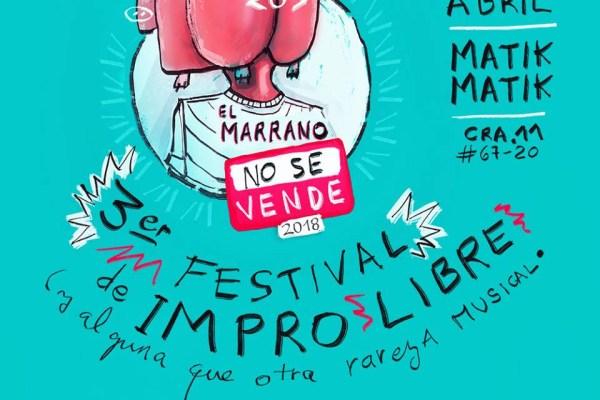 Llega el Festival de Improvisación libre (y una que otra rareza musical)