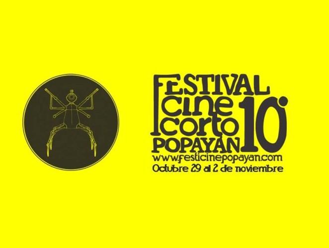 10 Festival de Cine Corto de Popayán