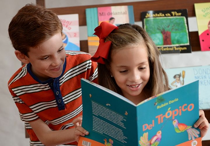 Festival del libro infantil en días patrios busca crear un ambiente educativo y cívico