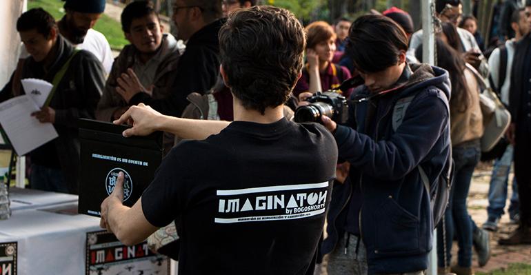Festival de Cortos de Bogotá - BOGOSHORTS 2018   maratón de cortos