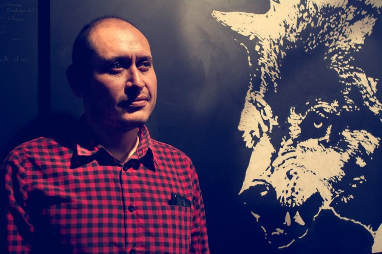 Lupus | Carne: Dos visiones de la realidad del artísta Carlos Gómez Salamanca