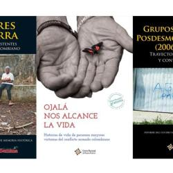 47 nuevas publicaciones del Centro Nacional de Memoria Histórica disponibles en la Biblioteca Virtual