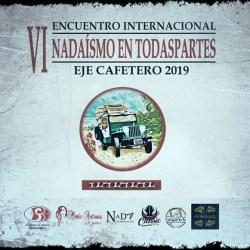 VI Encuentro Internacional Nadaismo