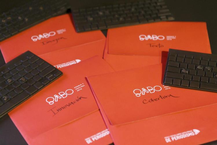 Postula a la séptima edición del Premio Gabo 2019