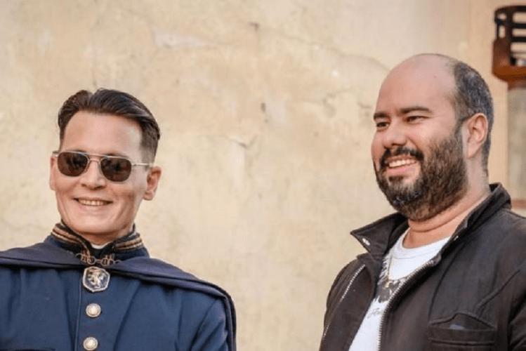 Ciro Guerra estrena primera película en inglés (con la actuación de Johnny Deep)