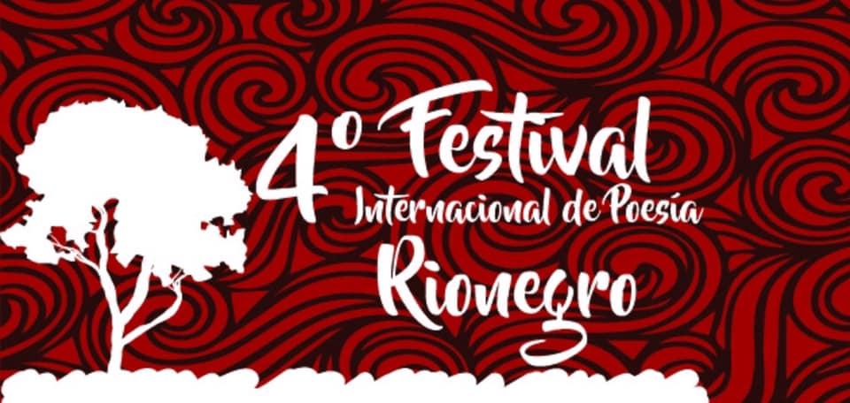 IV Festival Internacional de Poesía de Rionegro