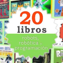 20 libros digitales para estudiantes de Robótica