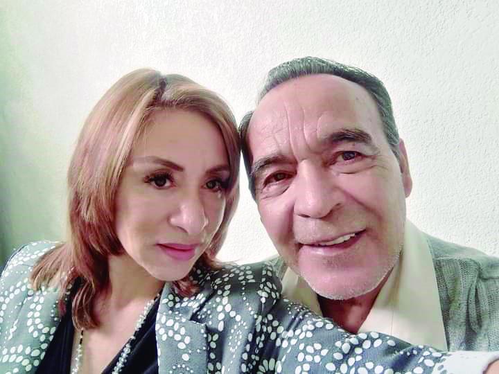 Lulú Barranco y José Luis Lazcano cumplieron un año más de feliz matrimonio.