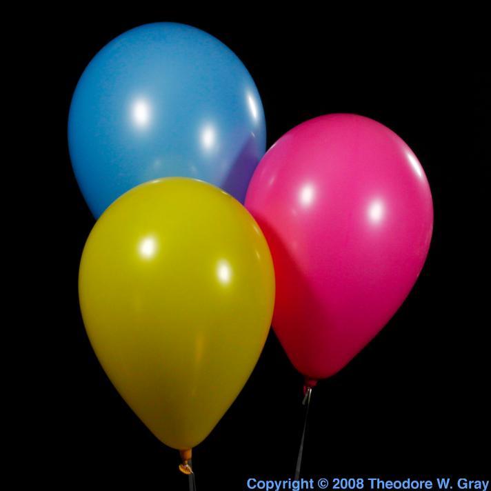 Helium Classic helium balloons