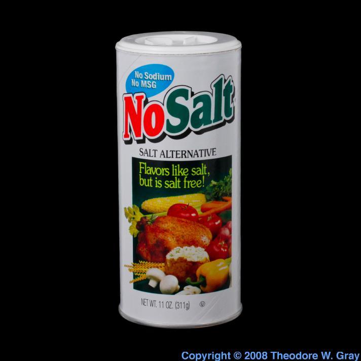 Potassium Salt substitute