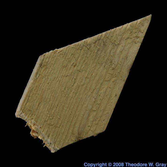 Arsenic CCA treated wood