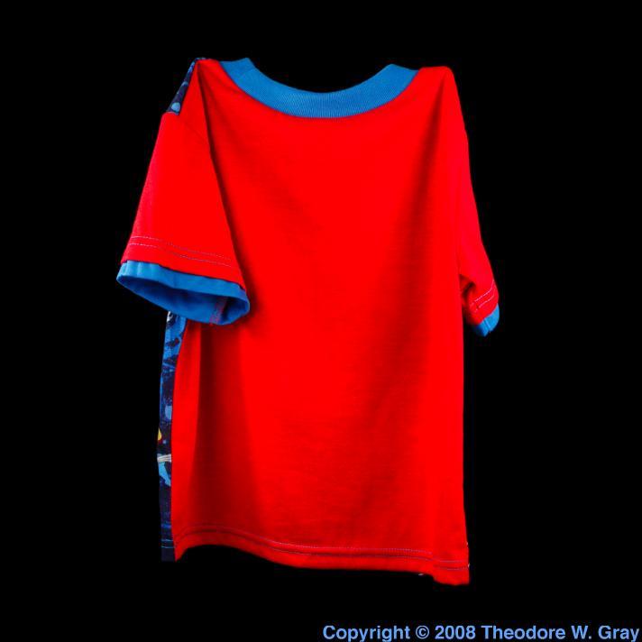 Bromine Flame-retardant pajamas