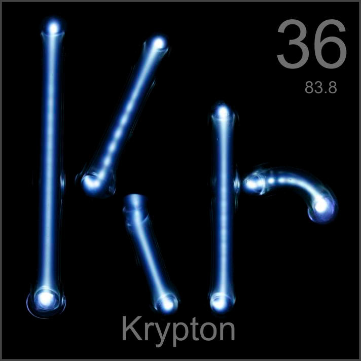 Krypton Museum-grade sample